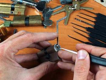 Lockpicking Werkzweuge
